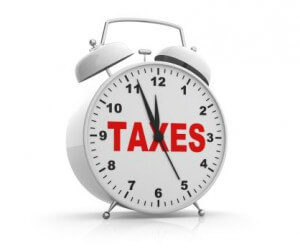 What Happens If I'm Late Filing My Tax Return?